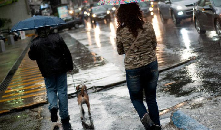 Se prevén lluvias intensas en zonas bajas de Chihuahua, Durango, Sinaloa y Nayarit