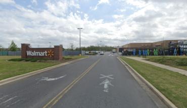 Se registra tiroteo entre dos hombres en un Walmart en EU