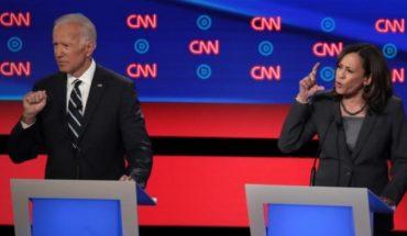 Segundo debate demócrata se centra en críticas a Biden