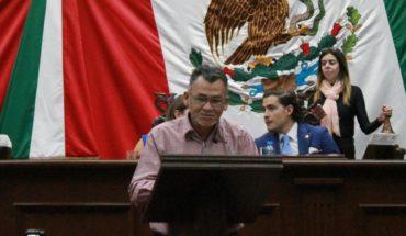 Sergio Báez destaca por su productividad en iniciativas durante primer año legislativo