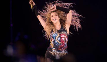 Shakira cines