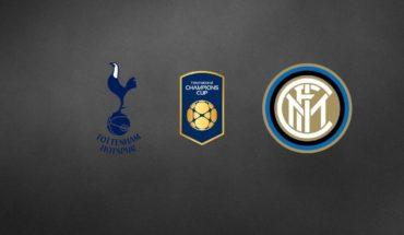 Tottenham vs Inter en vivo online: International Champions Cup 2019