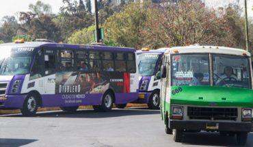 Transportistas de CDMX exigen subir tarifa a 10 pesos