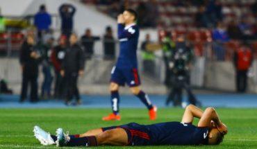Universidad de Chile logra un magro empate ante Audax Italiano en el Estadio Nacional