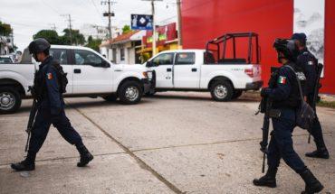 Veracruz padece por el crimen y su policía no es eficiente