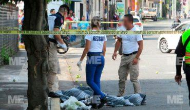 Viejita muere por ser atropellada en Zamora