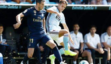 Zidane definió el futuro de Bale, tras triunfo de Real Madrid ante Celta