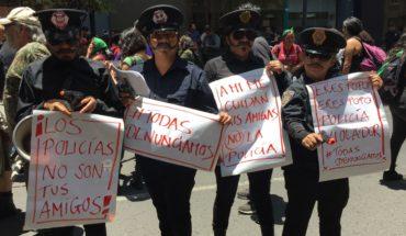mujeres convocan a nueva protesta