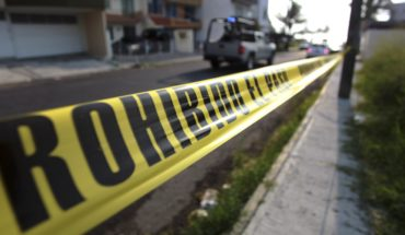 A woman is murdered in Veracruz; her husband and son were arrested