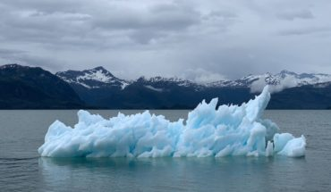 Alarming! Alaska has run out of Sea Ice