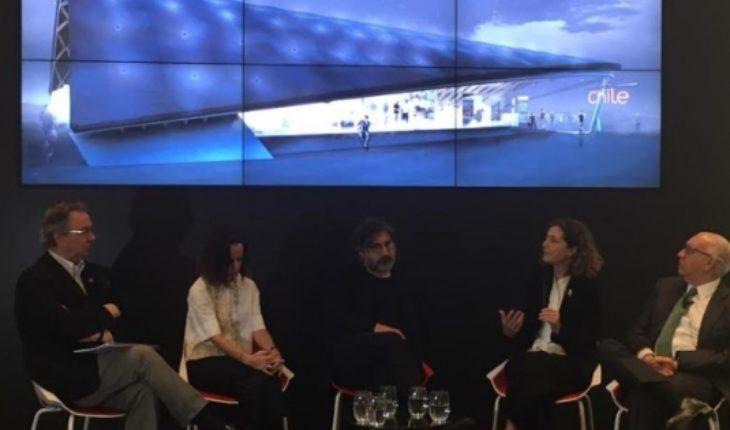 Architects Radic, Puga and Velasco will develop the Chilean pavilion at Expo Dubai 2020