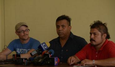 Armed men threatened Irineo Mujica