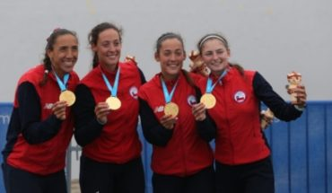Best harvest: Team Chile hangs 13 gold medals in the Pan Americans and adds 50 in total