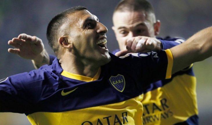 Boca, quarter-finals by Libertadores: beat Athletico Paranense 2-0