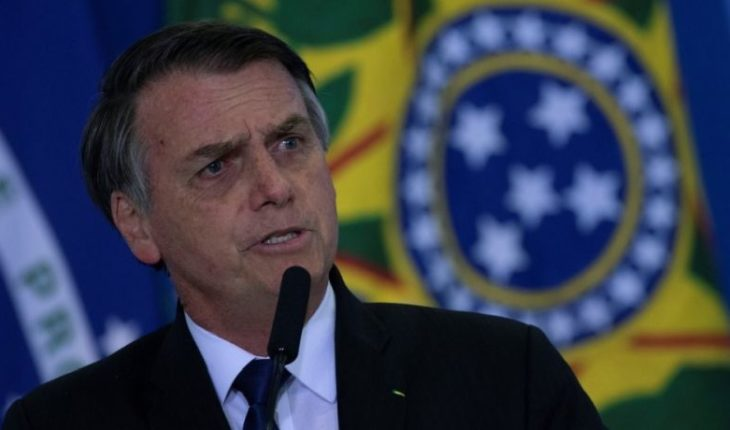 "Bolsonaro after the primaries in Argentina: ""It is on the same path as Venezuela"""