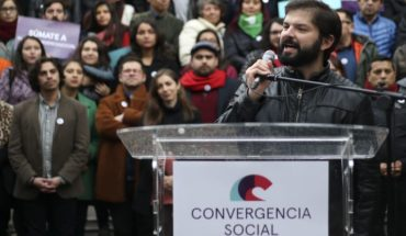"""Boric: """"There are no conditions"""" for a national agreement with the former New Majority"""