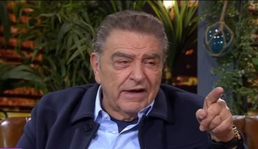 """Don Francisco and accusations of abuse against Renato Poblete: """"People have a double personality, and one is not able to scrutinize it"""""""