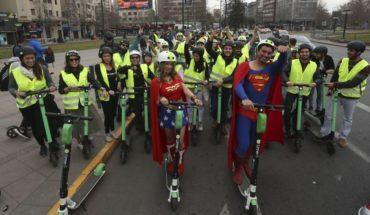 First electromobility caravan was held in Santiago