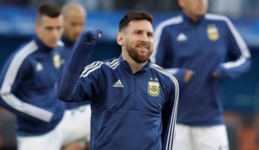 Following statements against Conmebol, Messi was sanctioned with three months off the court