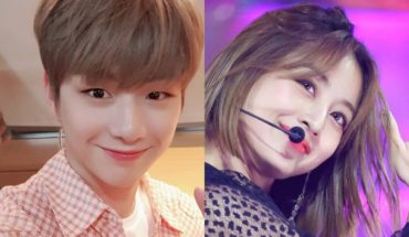 Furor at K-Pop by confirmation of the romance between JIhyo of TWICE and Kang Daniel