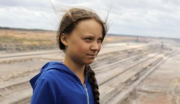 Greta Thunberg's disappointment at burning coal