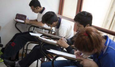 High School 2020: Enrollment instances begin for 1st year entry