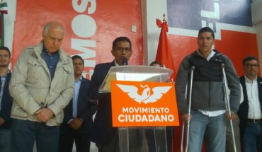 """""""I don't owe anything to the PAN,"""" Miguel Angel Chavez joins Movimiento Ciudadano"""