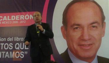 I fulfilled my duty to combat crime: Felipe Calderón