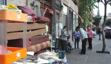 Irregularities and harassment behind evictions of families in CDMX