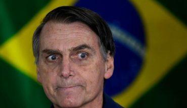 Jair Bolsonaro hinted that NGOs may be behind the Amazon fire