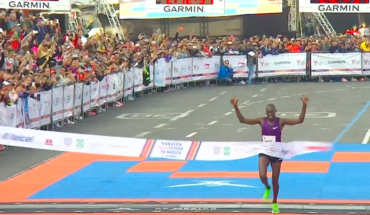 Kenyans Maiyo and Kiplagat win CDMX Marathon