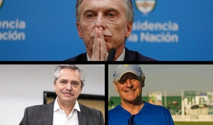 Macri's announcement, X-ray of the measures that are coming, what Alberto F said, died the DT Chulo Rivoira and more...