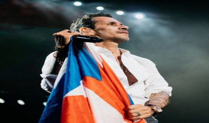 Marc Anthony tries incapable of Trump after criticism of Puerto Rico