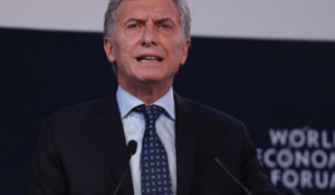 """Mauricio Macri after defeat in the primaries: """"We're going to reverse this bad choice yesterday"""""""