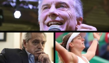 Mauricio Macri's viral campaign, Alberto Fernández fears for scrutiny, Nadia Podoroska won gold at the Pan American Games and much more...