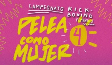 """Men's Kickboxing Championship """"Fight as a Woman"""" at Sergio Livingstone Sports Center"""
