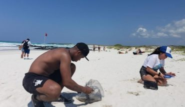 Mingas por mar: the environmental protection project that cares for the Galapagos