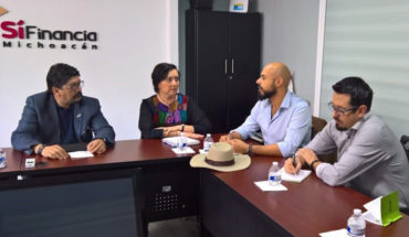 Morelia Economic Development Secretariat reports that it offers financing to MIPYME