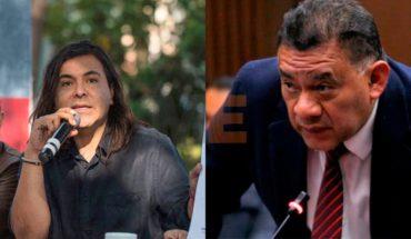 "Morena breaks; ""Sergio Pimentel is dividing,"" admits Fermín Bernabé"