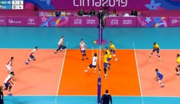 """Nejamkin after defeat of the men's volleyball team in the Pan Americans: """"What is missing from Chile is to play well for longer"""""""