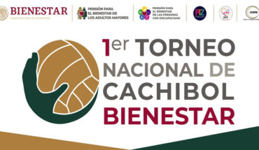 Pátzcuaro, home to the first National Football Tournament: Victor Baez