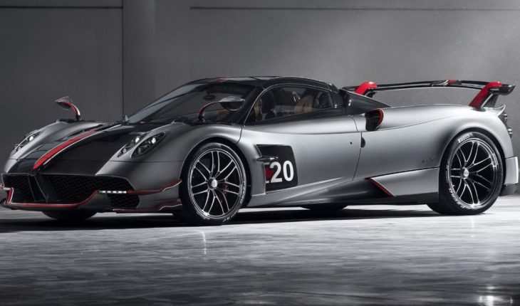 Pagani Huayra Roadster BC: a new creation of The Argentine