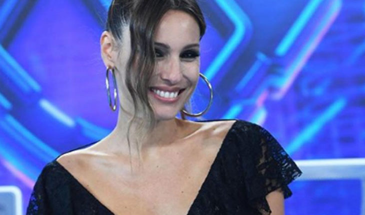 """Pampita belied Vicuña's message: """"What can be said or speculated is an absolute lie"""""""