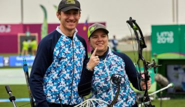 Pan American Games: Argentina won the first ever gold medal