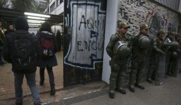 Piñera convenes meeting at La Moneda to host crisis at the National Institute
