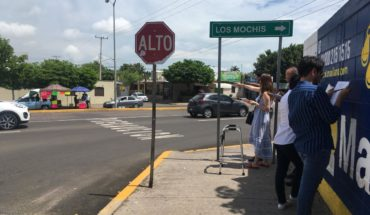Provides experiences of road safety and urban mobility, in Culiacán: Government of Morelia