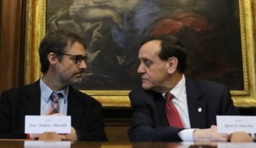 """Rector Sanchez rejects criticism for the creation of a sexual abuse study center: it is not """"an image wash"""""""