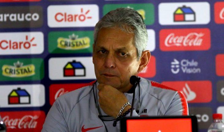 "Reinaldo Rueda and the captaincy of ""la Roja"": ""I set that up"""