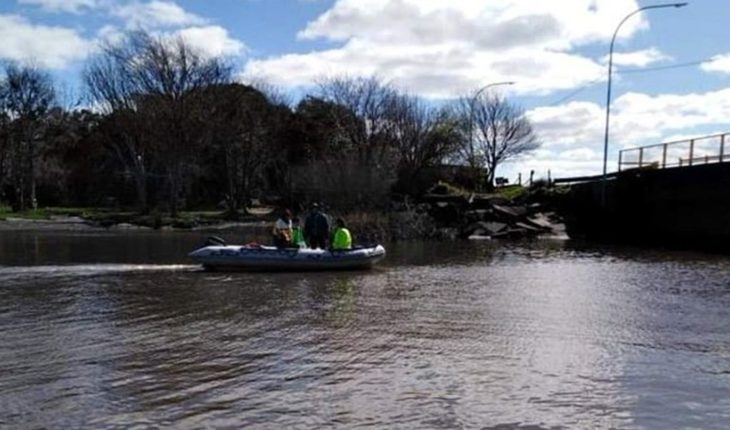 Rio de La Plata: they found the body of one of the missing fishermen