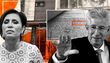 Rosario Robles did live in an apartment in Polanco and rented it to Gerardo Ruiz Esparza